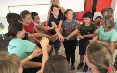 Adaptační den žáků 6. ročníku